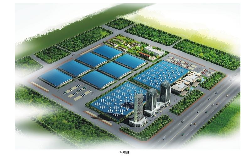 深圳物流园区规划
